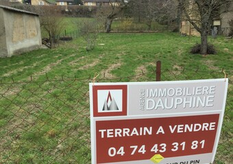 Vente Terrain 458m² Belmont (38690) - photo