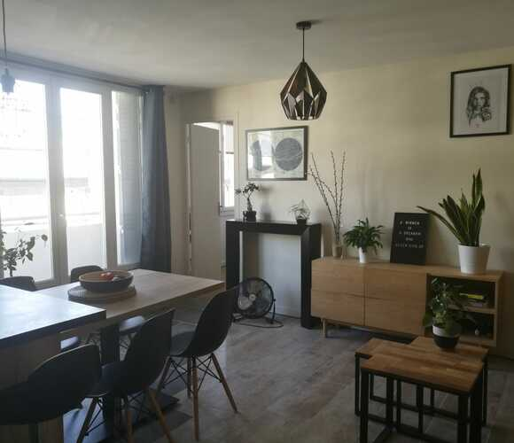Location Appartement 3 pièces 52m² Grenoble (38100) - photo