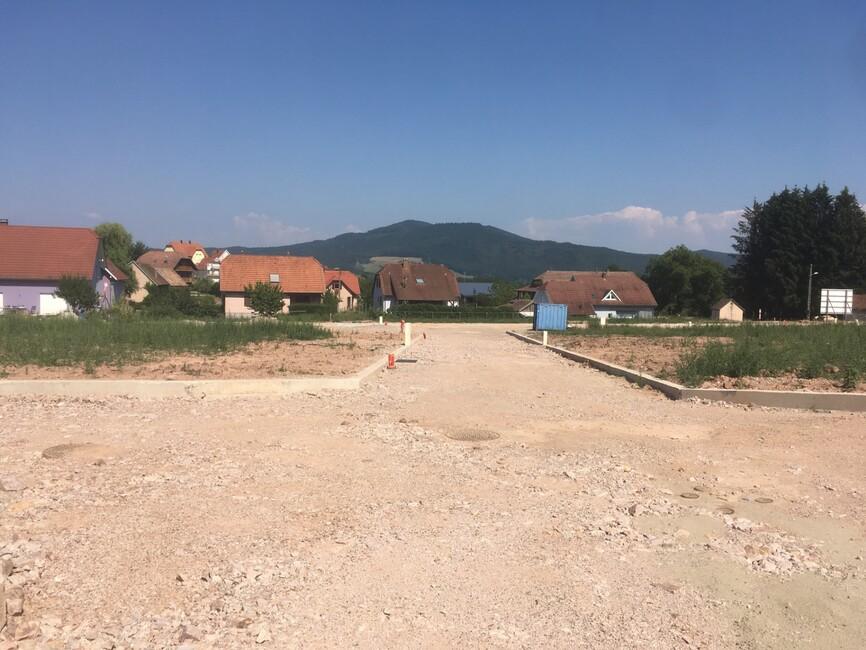 Vente Terrain 577m² Dieffenbach-au-Val (67220) - photo