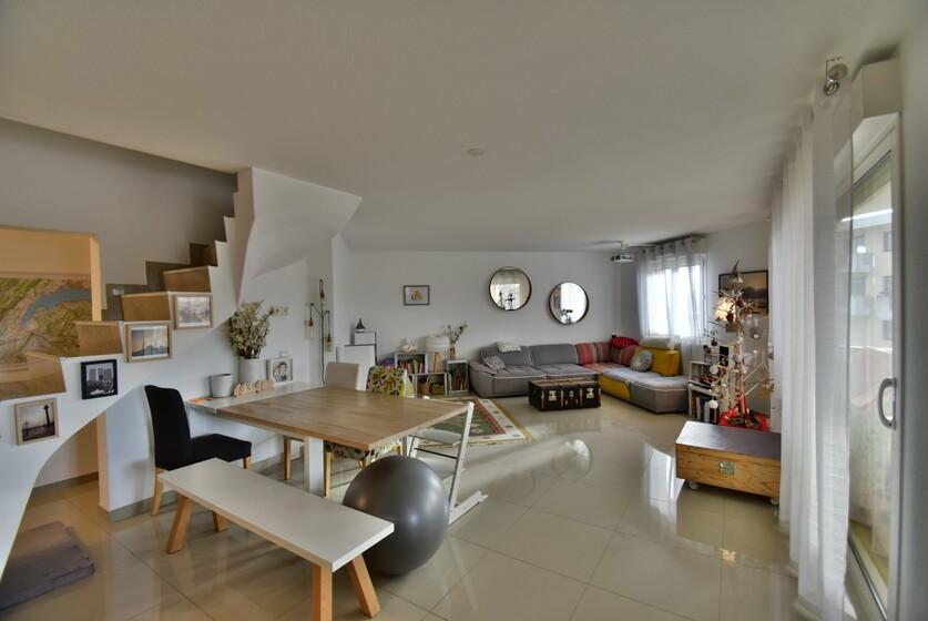 Vente Appartement 5 pièces 111m² Annemasse (74100) - photo