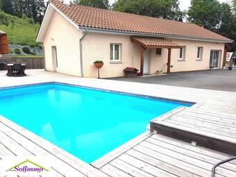 Vente Maison 7 pièces 118m² Morestel (38510) - photo
