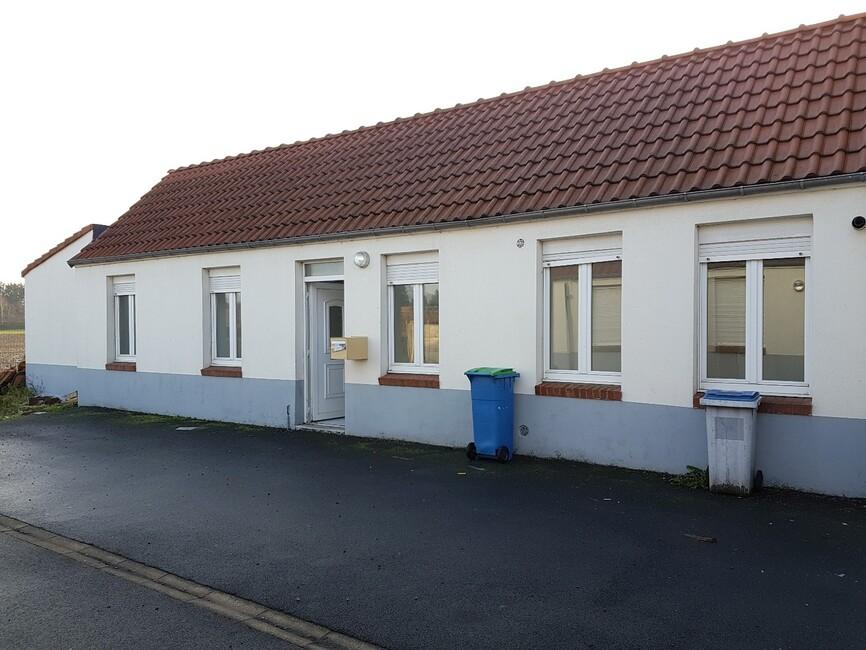 Vente maison 3 pièces Flers-en-Escrebieux (59128) - 347876