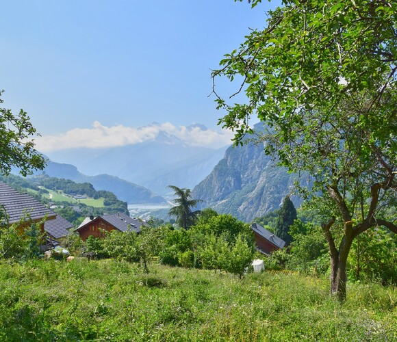 Vente Terrain 613m² Montvernier (73300) - photo