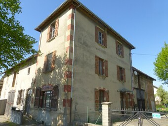 Vente Maison 9 pièces 235m² Burcin (38690) - photo