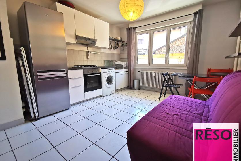 Vente Appartement 2 pièces 33m² Annemasse (74100) - photo