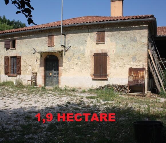 Vente Maison 4 pièces 140m² Lombez (32220) - photo