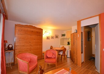 Vente Appartement 1 pièce 28m² Meribel (73550) - photo