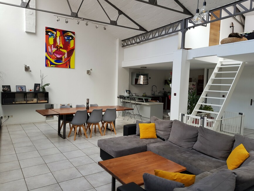 Vente Appartement 5 pièces 126m² Romans-sur-Isère (26100) - photo