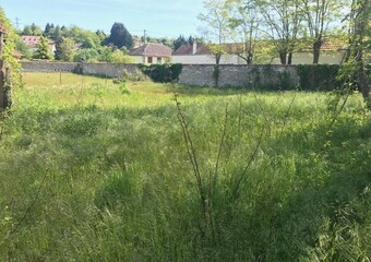 Vente Terrain 527m² Gien (45500) - photo