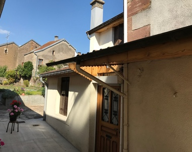 Sale House 4 rooms 88m² Luxeuil-les-Bains (70300) - photo