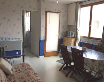 Vente Appartement 2 pièces 57m² Cucq (62780) - photo