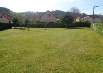 Vente Terrain 900m² Chélieu (38730) - photo