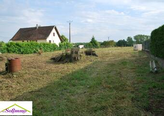 Vente Terrain 1 200m² Chimilin (38490) - photo