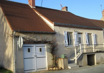 Location Maison 3 pièces 70m² Badecon-le-Pin (36200) - photo