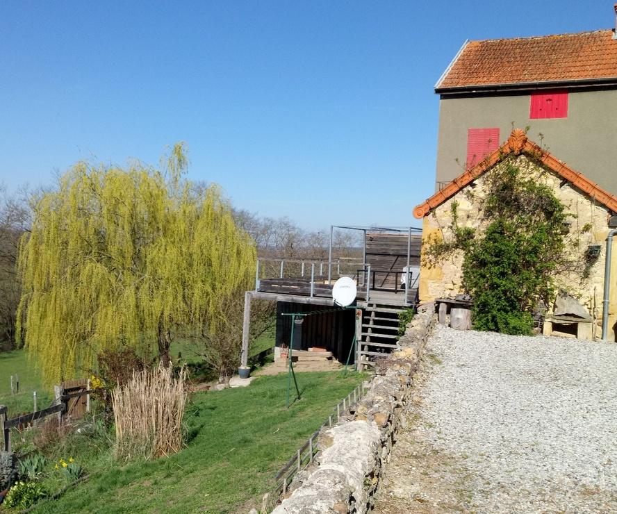 Vente Maison 150m² Entre Marcigny et Charlieu - photo