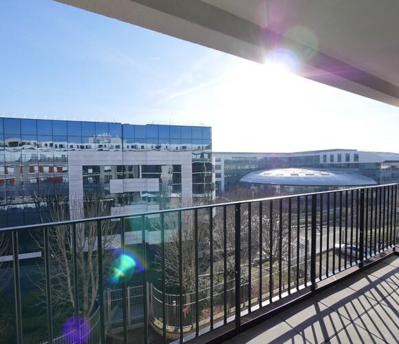Location Appartement 1 pièce 35m² Suresnes (92150) - photo