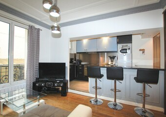 Vente Appartement 3 pièces 50m² Asnières-sur-Seine (92600) - photo