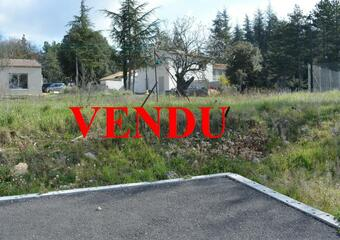 Vente Terrain 403m² La Bastide-des-Jourdans (84240) - Photo 1