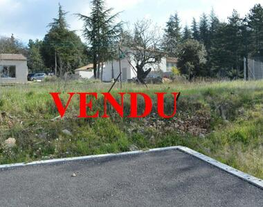 Vente Terrain 403m² La Bastide-des-Jourdans (84240) - photo