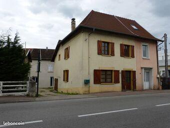 Vente Maison 5 pièces 95m² Les Abrets (38490) - photo