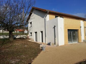 Location Maison 4 pièces 95m² Gillonnay (38260) - Photo 1