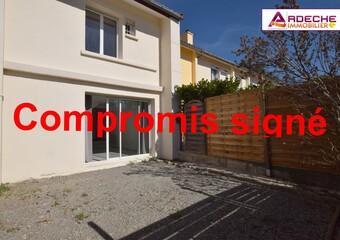 Vente Maison 3 pièces 60m² Privas (07000) - Photo 1
