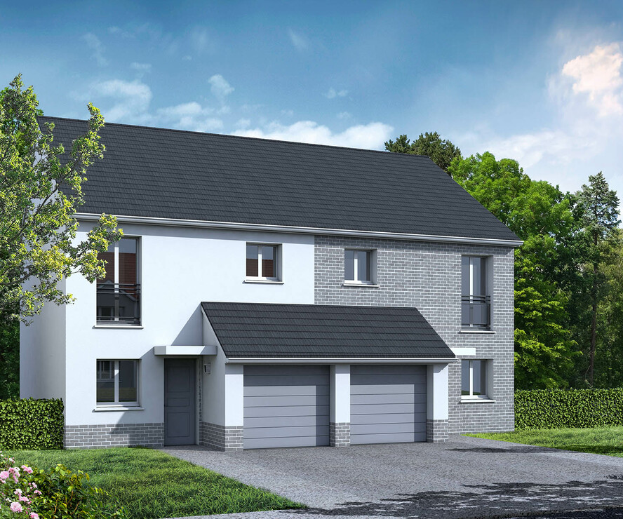 Vente Maison 4 pièces 85m² Nieppe (59850) - photo