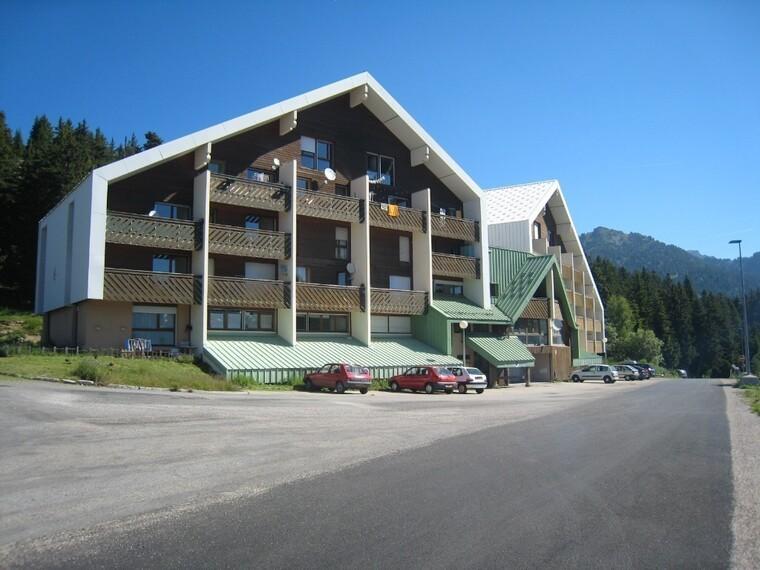 Vente Appartement 1 pièce 33m² CHAMROUSSE - photo