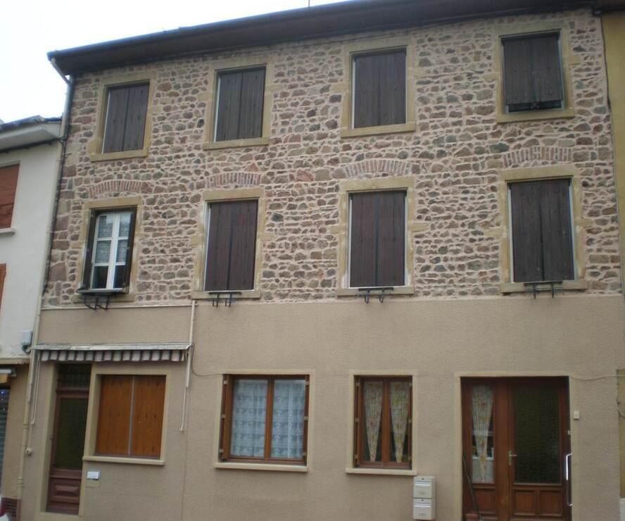 Vente Immeuble Saint-Vincent-de-Reins (69240) - photo