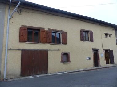 Vente Appartement 4 pièces 90m² Saint-Siméon-de-Bressieux (38870) - photo