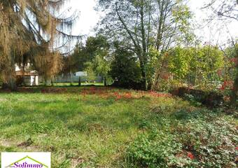 Vente Terrain 579m² Saint-Clair-de-la-Tour (38110) - photo