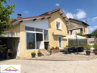 Vente Maison 7 pièces 175m² Bourgoin-Jallieu (38300) - photo