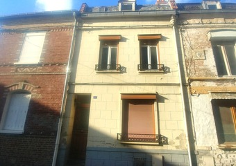 Vente Maison 4 pièces 50m² Sainte-Catherine (62223) - photo