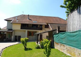 Vente Appartement 5 pièces 150m² La Bâtie-Montgascon (38110) - photo