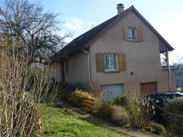 Vente Maison 140m² Marcigny (71110) - photo