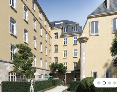 Vente Appartement 2 pièces 35m² Strasbourg (67100) - photo