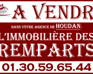 Vente Local commercial 186m² Houdan (78550) - photo