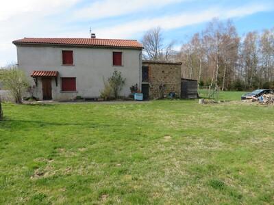 Vente Maison Auzelles (63590) - photo