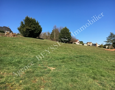 Vente Terrain 1 500m² Objat (19130) - photo