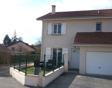 Sale House 4 rooms 90m² Montbonnot-Saint-Martin (38330) - photo