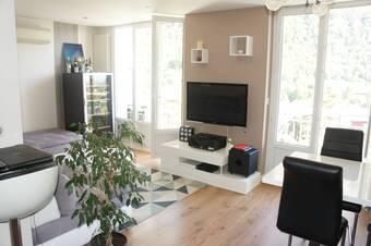 Vente Appartement 3 pièces 56m² Saint-Égrève (38120) - photo