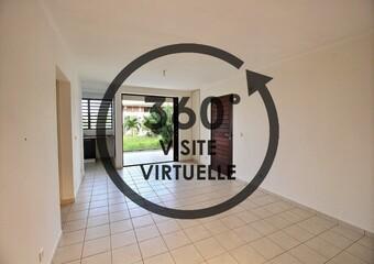 Vente Appartement 2 pièces 52m² Cayenne (97300) - photo