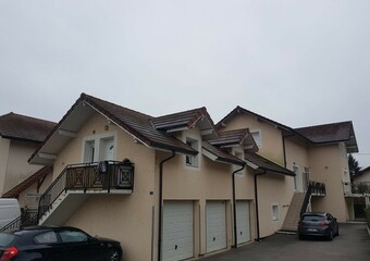 Vente Appartement 4 pièces 68m² Rumilly (74150) - Photo 1