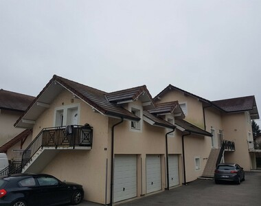 Vente Appartement 4 pièces 68m² Rumilly (74150) - photo