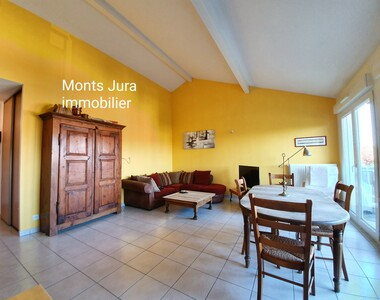 Vente Appartement 3 pièces 67m² Sergy (01630) - photo