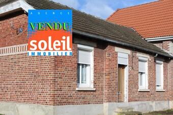 Vente Maison 4 pièces 80m² Masny (59176) - photo