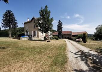 Vente Maison 9 pièces 200m² Cour-et-Buis (38122) - Photo 1