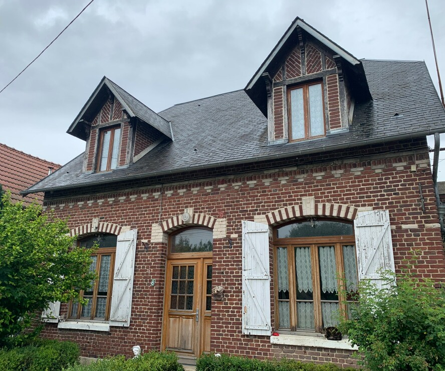 Vente Maison 6 pièces 178m² Chauny (02300) - photo