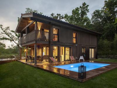 Vente Maison 10 pièces 240m² Moliets-et-Maa (40660) - Photo 1