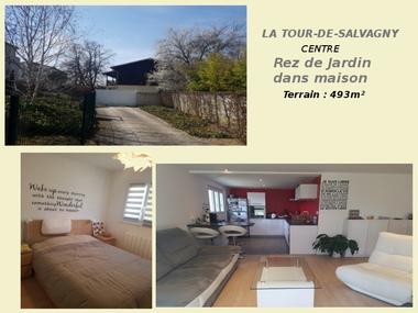 Vente Appartement 3 pièces 76m² La Tour-de-Salvagny (69890) - photo
